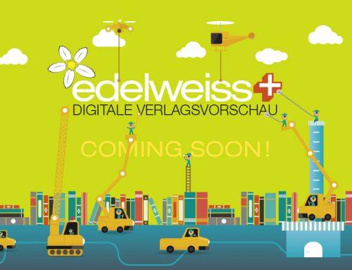 Umfassender Relaunch für edelweiss Katalog